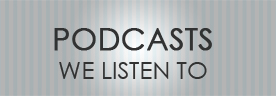 Podcasts button