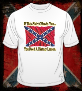 Confederate Flag Shirt